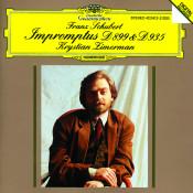 Schubert Impromptus D899 Songs