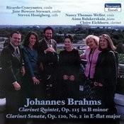 Clarinet Quintet, Op. 115 - Clarinet Sonata, Op. 120, No. 2 Songs
