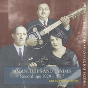 Amanedhes And Taxims Recordings, 1929-1937 Songs