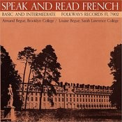 Speak And Read French, Vol.2: Basic And Intermediate Songs
