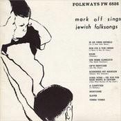 Jewish Folksongs, Vol.1 Songs