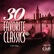 30 Favorite Classics, Vol.1 Songs