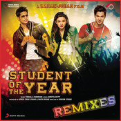 Student Of The Year Remixes Songs