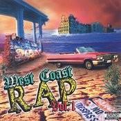 West Coast Rap, Vol.1 Songs