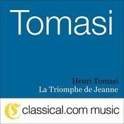 Henri Tomasi, La Triomphe De Jeanne Songs