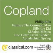 Aaron Copland, Fanfare For The Common Man Songs