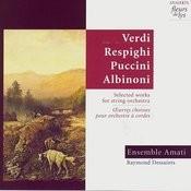 String Quartet In E Minor - Prestissimo (Verdi) Song