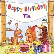 Happy Birthday Tia Songs
