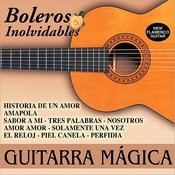 Guitarra Magica - Boleros Inolvidables Songs