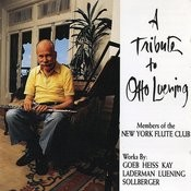 A Tribute To Otto Luening Songs