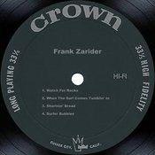 Frank Zarider Songs