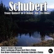 Schubert: Trout Quintet In A Major, Op. 114 D667 Songs