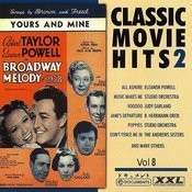 Classic Movie Hits 2 Vol. 8 Songs