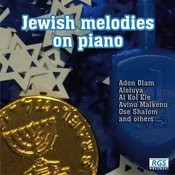 Jewish Melodies On Piano Songs