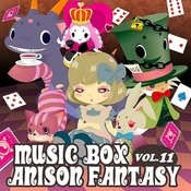 Music Box Anison Fantasy Vol.11 Songs