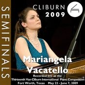 2009 Van Cliburn International Piano Competition: Semifinal Round - Mariangela Vacatello Songs