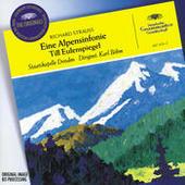 Strauss, R.: Eine Alpensinfonie; Till Eulenspiegel Songs