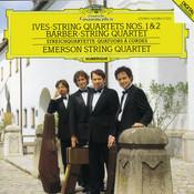 Ives: String Quartets Nos. 1 & 2 / Barber: String Quartet Songs