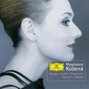 Magdalena Kozená: Lieder Songs