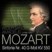 Mozart: Sinfonie Nr. 40, G-Moll Kv 550 Songs