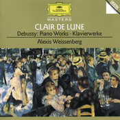 Debussy: Clair de Lune; Piano Works Songs