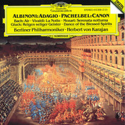 Albinoni: Adagio in G minor / Pachelbel: Canon Songs