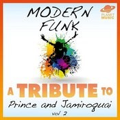 Modern Funk: A Tribute To Prince And Jamiroquai, Vol. 3 Songs