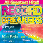 Record Breakers (Vol. 2) Songs