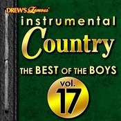 Instrumental Country: The Best Of The Boys, Vol. 17 Songs