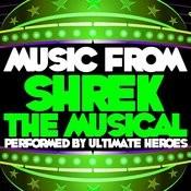 Music From Shrek The Musical Songs