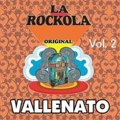 La Rockola Vallenato, Vol. 2 Songs