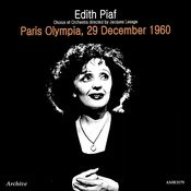 Paris Olympia, 29 December 1960 (Live) Songs