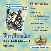 Karaoke - Hits Of Linda Eder Vol. 3 Songs
