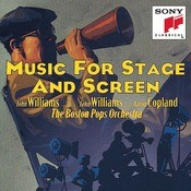 Music For Stage And Screen: The Red Pony; Born On The Fourth Of July; Quiet City; The Reivers Songs