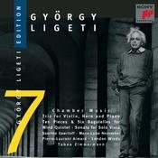 Ligeti: Chamber Music Songs