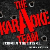 The Karaoke A Team Perform The Hits Of Barry Manilow Songs