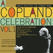 A Copland Celebration, Vol. 1 Songs