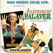 Assignment Palaver Songs