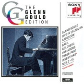 Glenn Gould Live In Salzburg & Moscow Songs