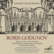 Mussorgsky: Boris Godunov Songs