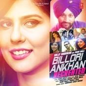 Billori Ankhan - Recreated Songs