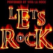 Let's Rock, Vol. 1 Songs