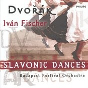 Dvorák: Slavonic Dances Opp.46 & 72 Songs