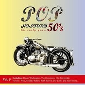Pop History 50's - The Early Years, Vol. 5 Songs