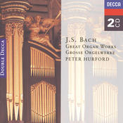 Bach, J.S.: Great Organ Works Songs
