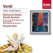 Verdi: Aida Highlights Songs