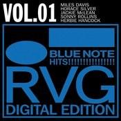 Blue Note Hits! - Vol. 1 (Rudy Van Gelder Digital Edition) Songs