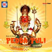 Pedda Puli MP3 Song Download- Pedda Puli Pedda Puli Telugu