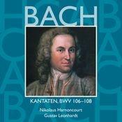 Bach, JS : Sacred Cantatas BWV Nos 106 - 108 Songs