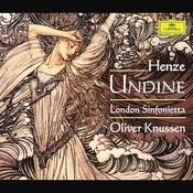 Henze: Undine (2 Cd's) Songs
